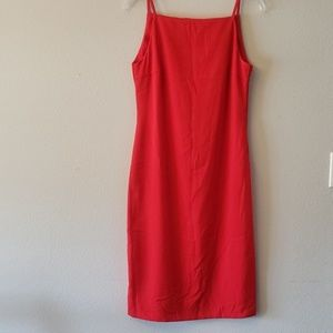 Sisley by United Colors Red Dress